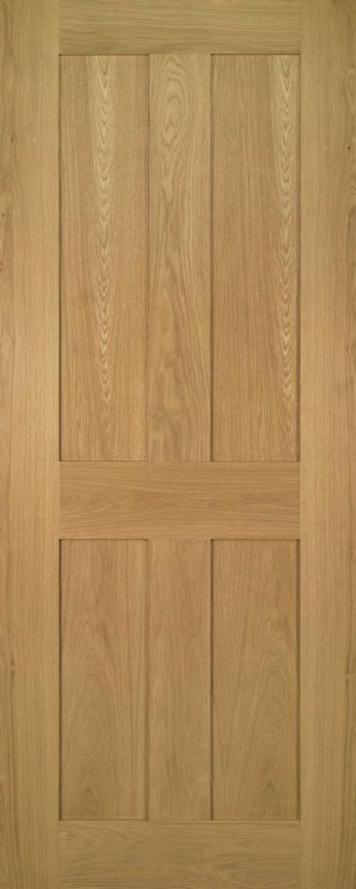 Deanta Unfinished Fd30 Oak Eton Door